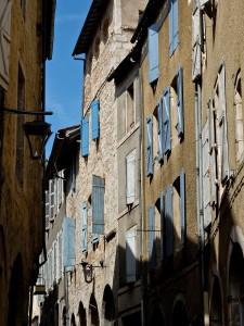 Cahors alleyway