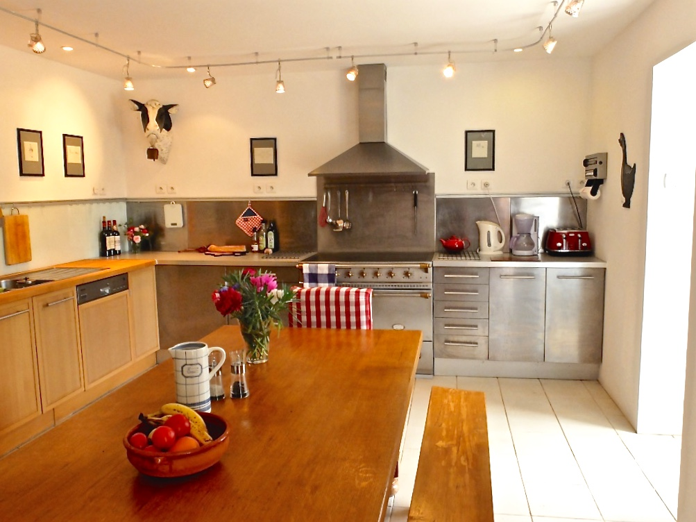 cookery kitchen